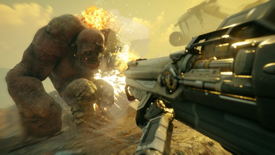 RAGE 2 Review - Screenshot 1 of 4
