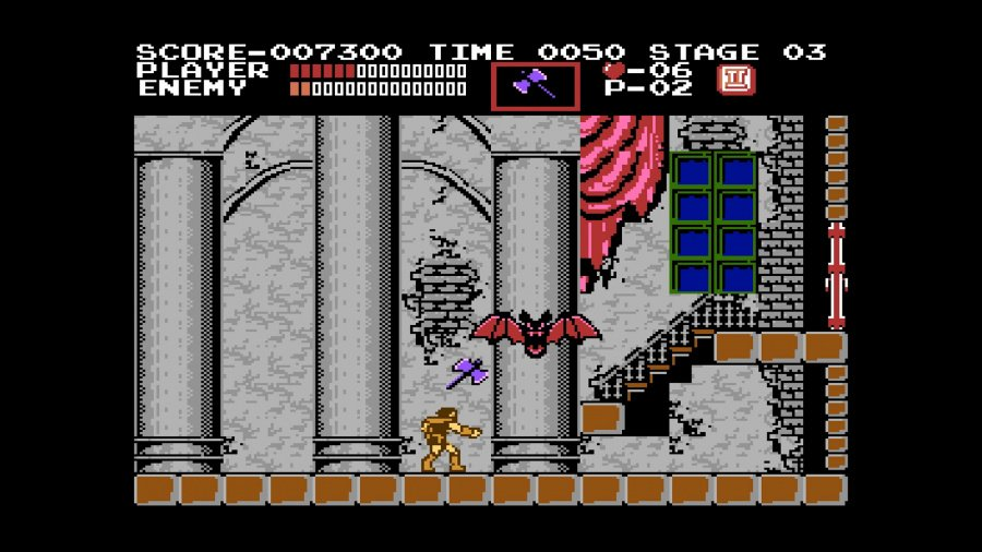 Castlevania Anniversary Collection Review - Screenshot 5 of 6