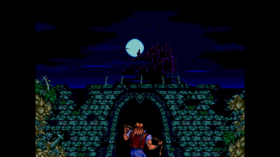 Castlevania Anniversary Collection Review - Screenshot 3 of 6