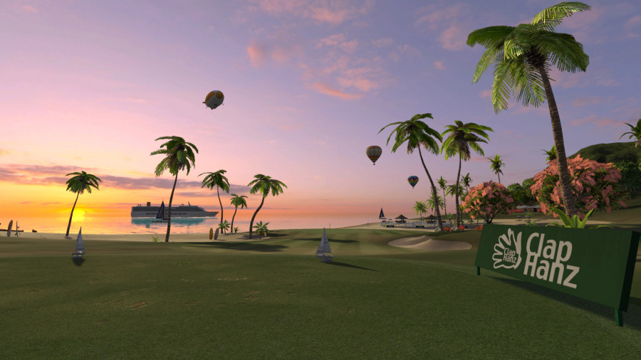 Everybody's Golf VR Review - Screenshot 3 of 3