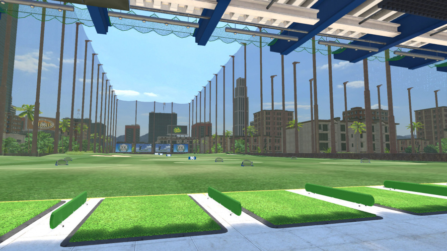 Everybody's Golf VR Review - Screenshot 1 of 3