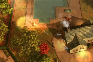 American Fugitive Screenshot