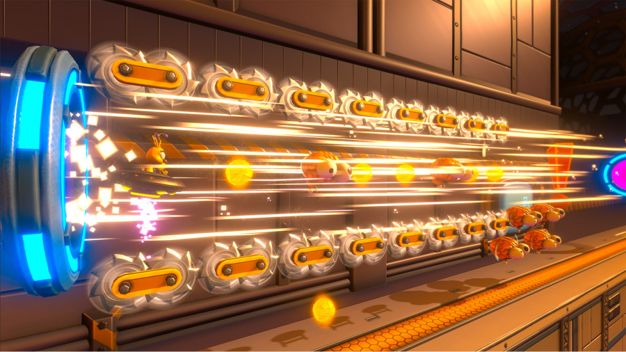 Bubsy: Paws on Fire Review - Screenshot 2 of 3