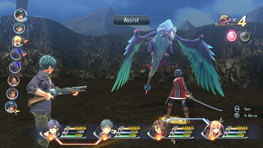 The Legend of Heroes: Trails of Cold Steel II Review - Screenshot 1 of 5