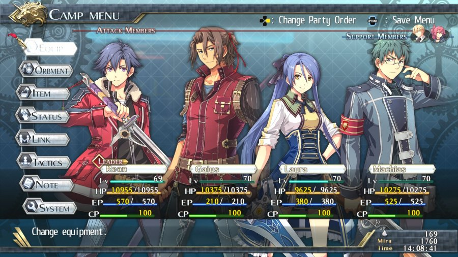 The Legend of Heroes: Trails of Cold Steel II Review - Screenshot 1 of 4