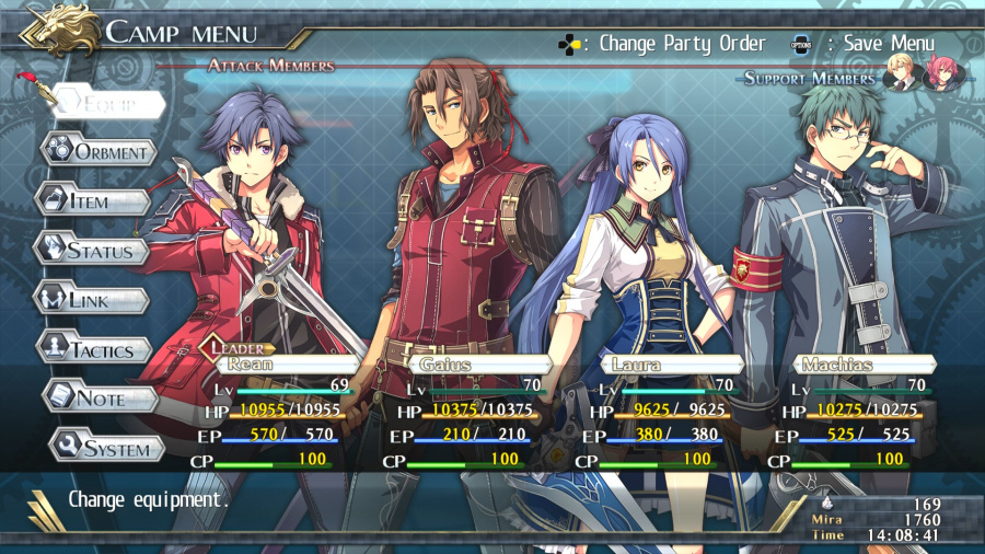 The Legend of Heroes: Trails of Cold Steel II Review - Screenshot 4 of 5