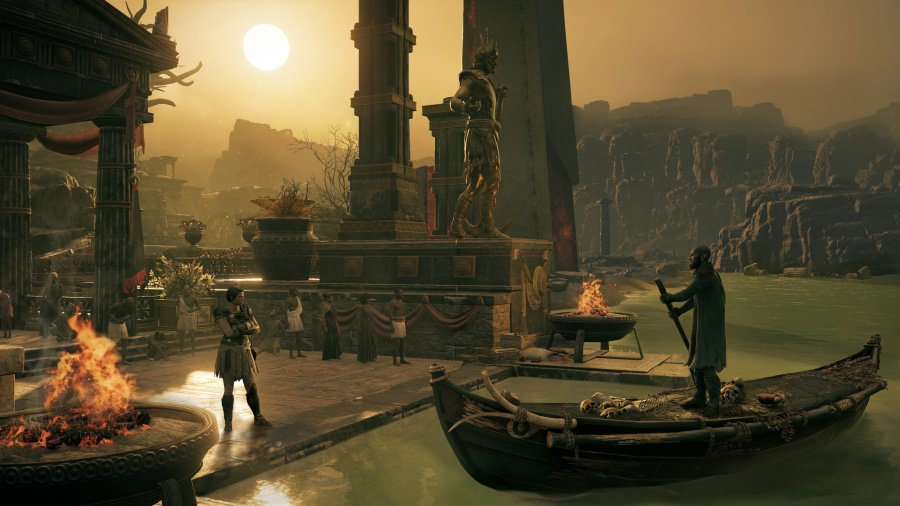 Assassin's Creed Odyssey: The Fate of Atlantis - Episode 2: Torment of Hades Review - Screenshot 1 of 3