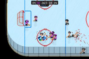 Super Blood Hockey Screenshot