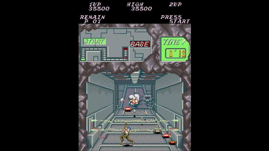 Contra Anniversary Collection Review - Screenshot 3 of 3