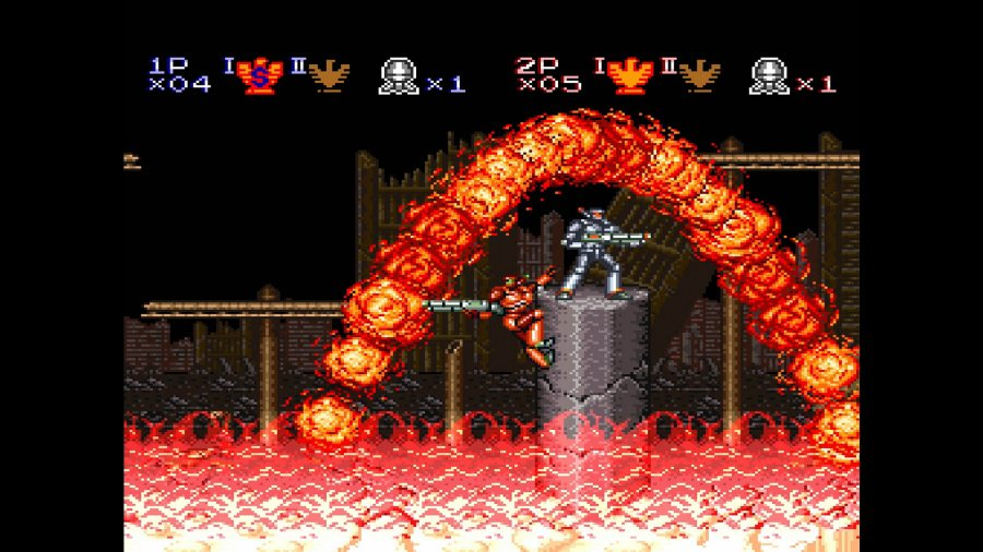 Contra Anniversary Collection Review - Screenshot 2 of 3