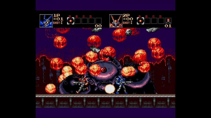 Contra Anniversary Collection Review - Screenshot 1 of 3