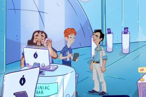 Leisure Suit Larry: Wet Dreams Don't Dry Screenshot