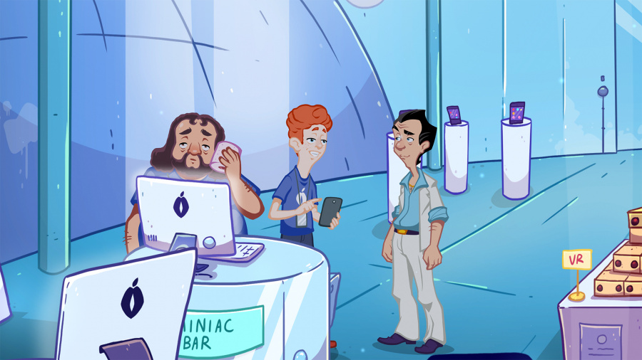 Leisure Suit Larry: Wet Dreams Don't Dry Review - Screenshot 3 of 4