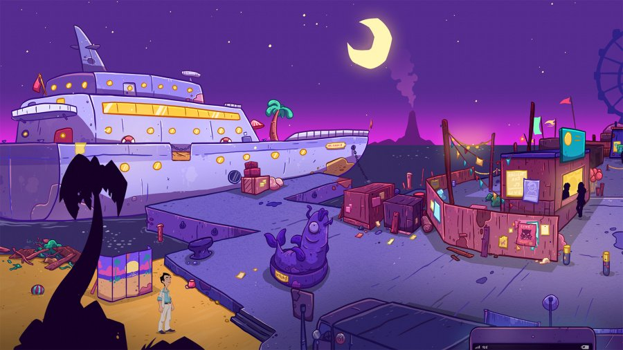 Leisure Suit Larry: Wet Dreams Don't Dry Review - Screenshot 1 of 4
