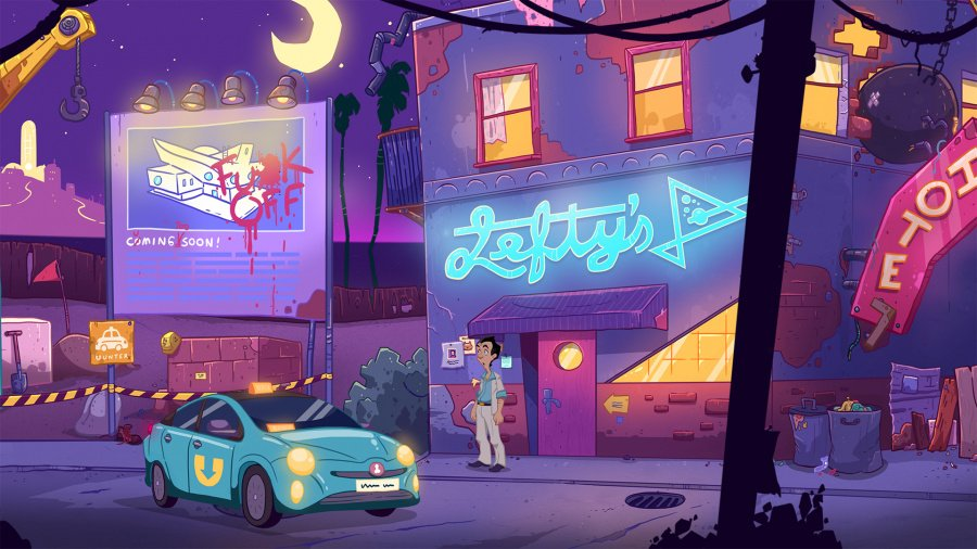 Leisure Suit Larry: Wet Dreams Don't Dry Review - Screenshot 4 of 4