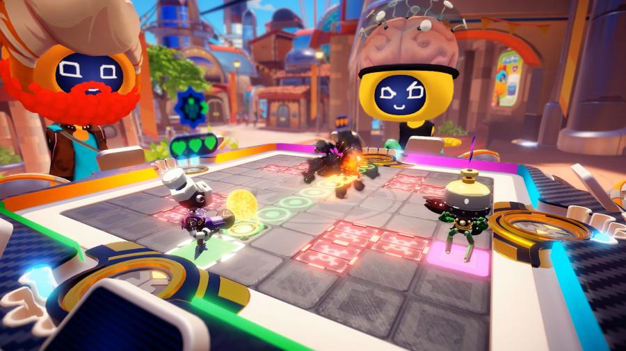 Mini-Mech Mayhem Review - Screenshot 3 of 4