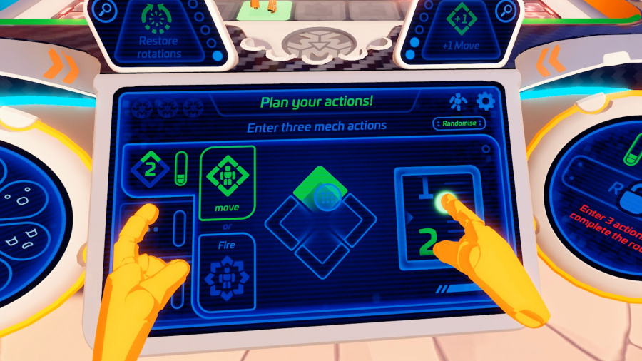 Mini-Mech Mayhem Review - Screenshot 2 of 4
