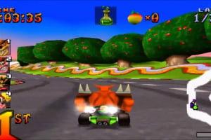 Crash Team Racing Screenshot