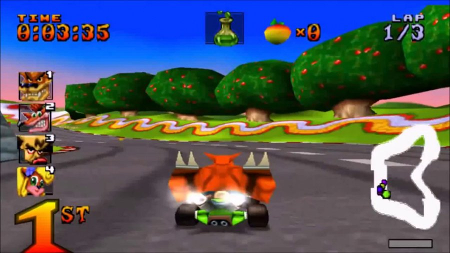 Crash Team Racing Review - Screenshot 4 of 6