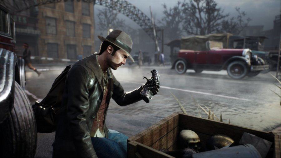 The Sinking City Review - Screenshot 2 of 5
