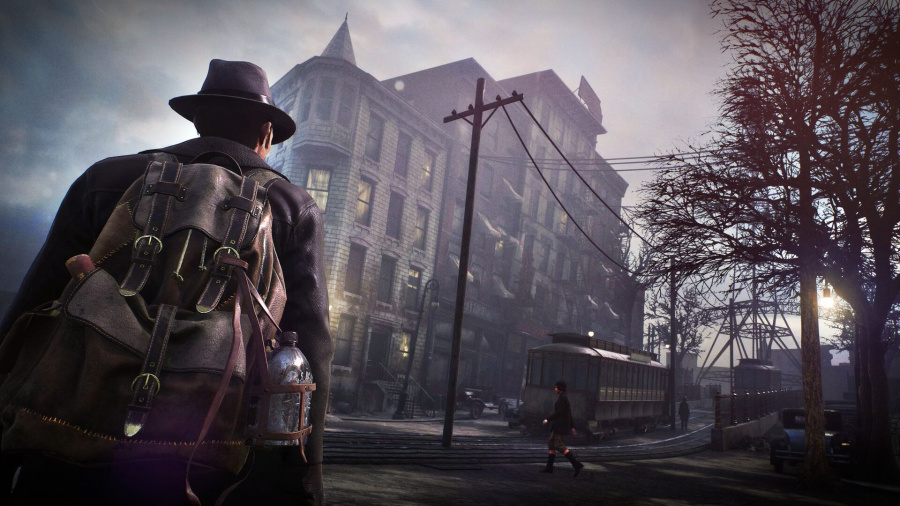 The Sinking City Review - Screenshot 1 of 5