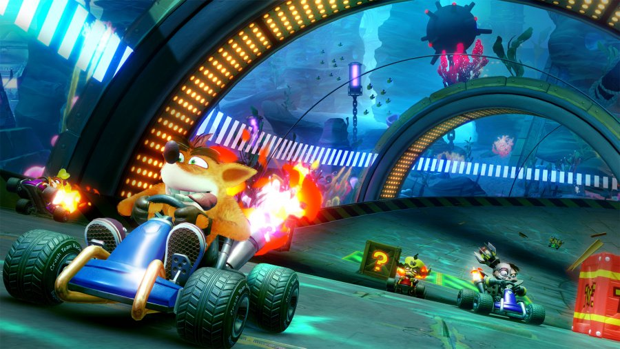 Crash Team Racing Nitro-Fueled Review - Screenshot 1 of 4