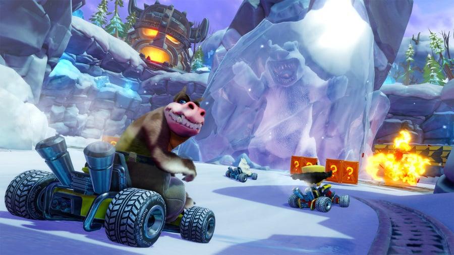 Crash Team Racing Nitro-Fueled Review - Screenshot 2 of 4