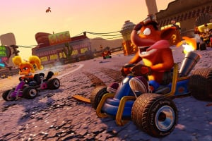 Crash Team Racing Nitro-Fueled Screenshot