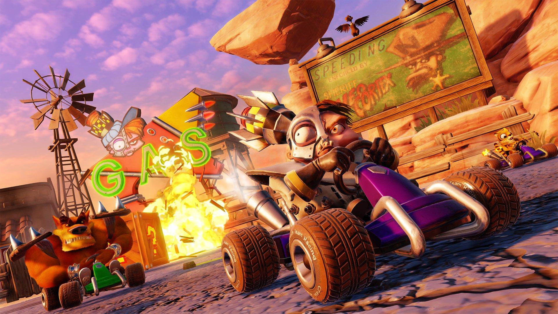 Crash Team Racing Nitro-Fueled Review (PS4) | Push Square