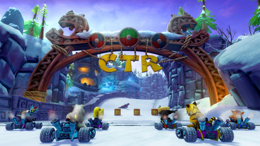 Crash Team Racing Nitro-Fueled Review - Screenshot 1 of 3