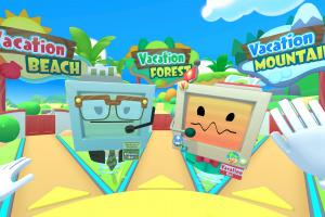 Vacation Simulator Screenshot