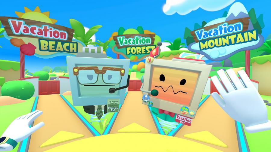 Vacation Simulator Review - Screenshot 3 of 4
