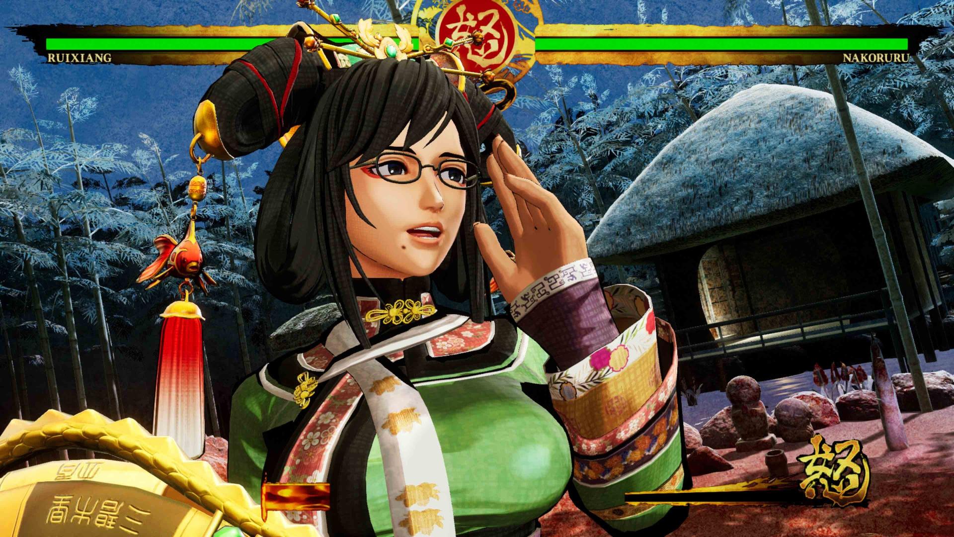 Samurai Shodown Review (PS4)   Push Square