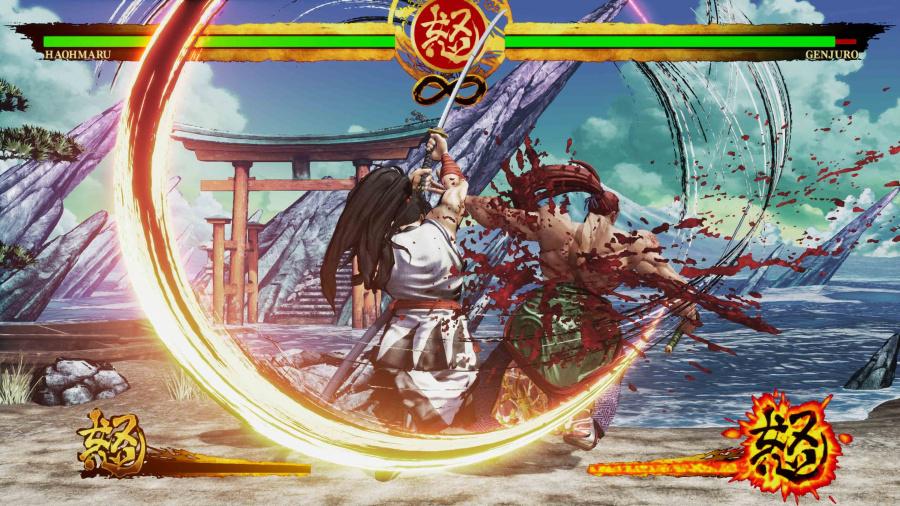 Samurai Shodown Review - Screenshot 4 of 5