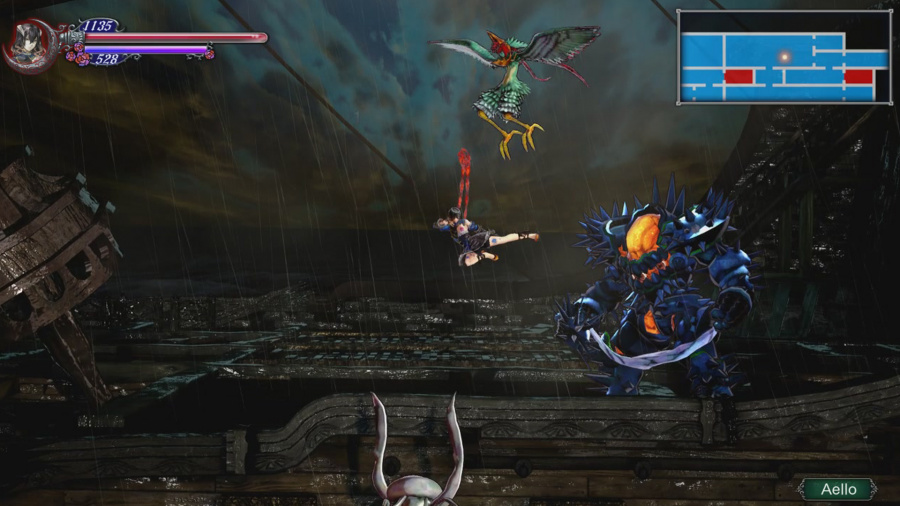 Bloodstained: Ritual of the Night Review - Screenshot 6 of 6