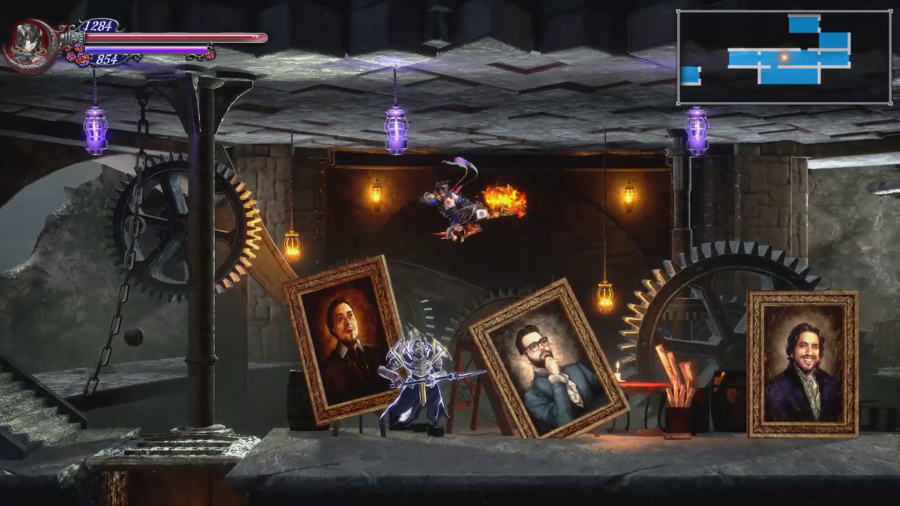 Bloodstained: Ritual of the Night Review - Screenshot 3 of 6