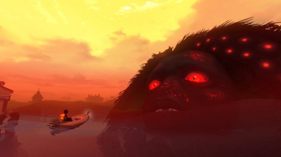 Sea of Solitude Review - Screenshot 2 of 4