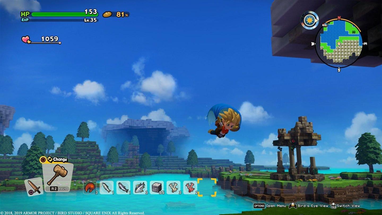 Dragon Quest Builders 2 Review (PS4)   Push Square