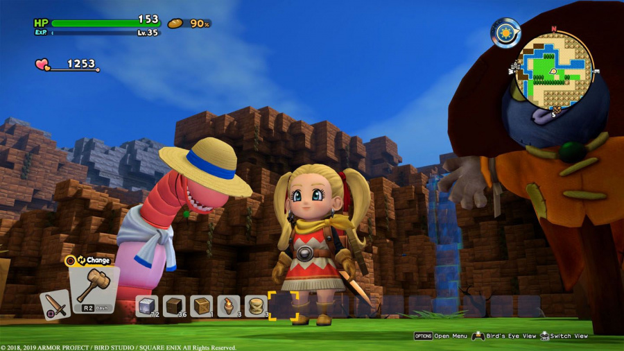 Dragon Quest Builders 2 Review - Screenshot 4 of 5