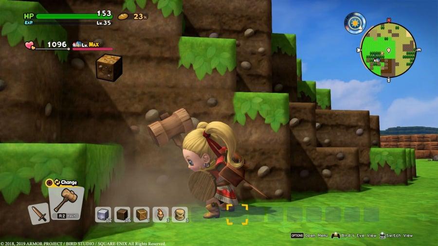 Dragon Quest Builders 2 Review - Screenshot 3 of 5