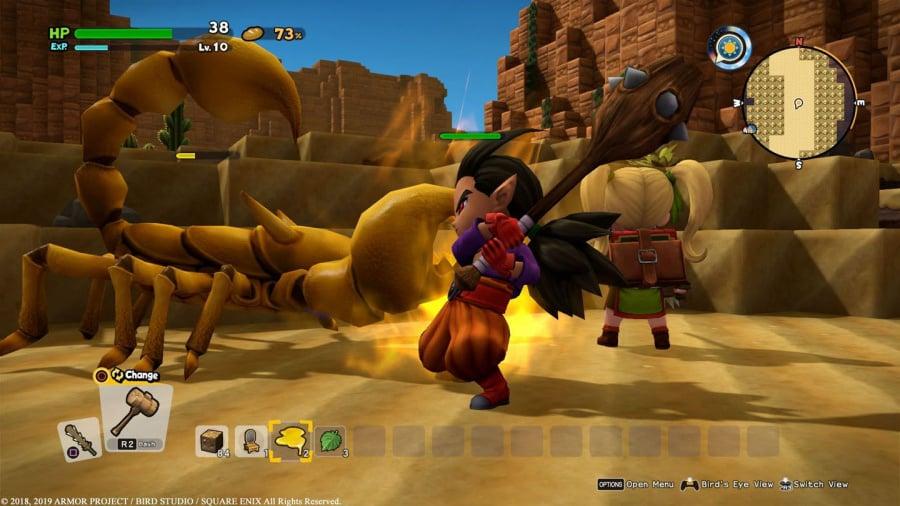 Dragon Quest Builders 2 Review - Screenshot 1 of 5