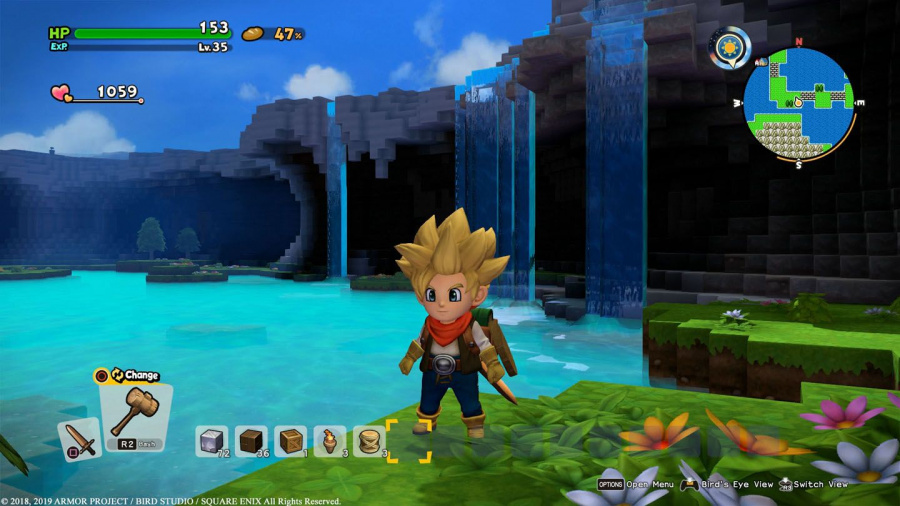 Dragon Quest Builders 2 Review - Screenshot 2 of 5