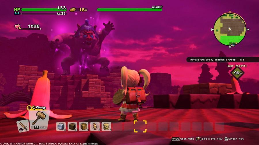 Dragon Quest Builders 2 Review - Screenshot 5 of 5