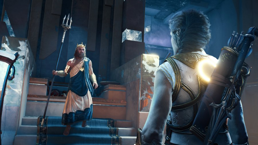 Assassin's Creed Odyssey: The Fate of Atlantis - Episode 3: Judgment of Atlantis Review - Screenshot 1 of 4