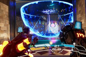 Telefrag VR Screenshot
