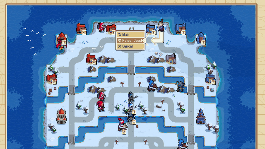 Wargroove Review - Screenshot 2 of 3