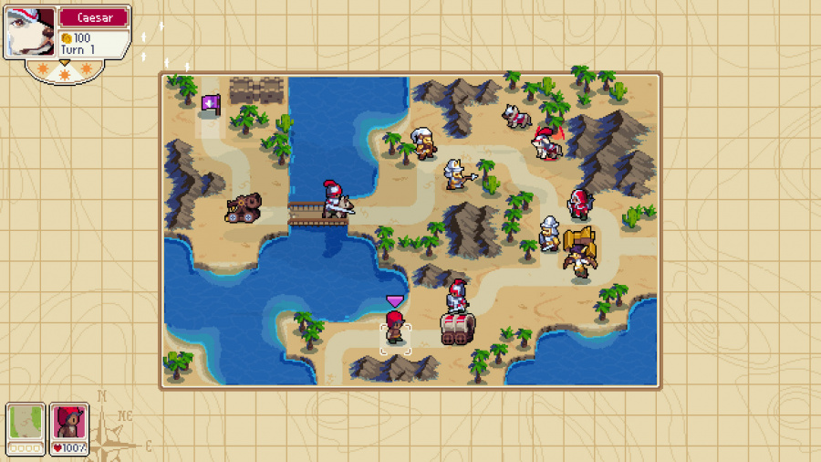 Wargroove Review - Screenshot 1 of 3
