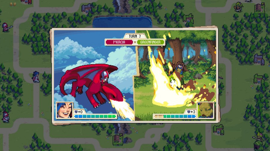 Wargroove Review - Screenshot 3 of 3