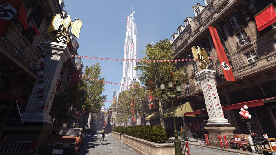 Wolfenstein: Youngblood Review - Screenshot 1 of 5