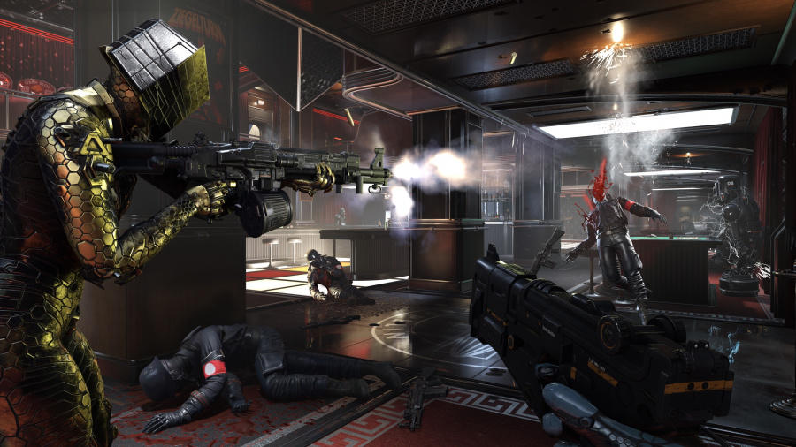 Wolfenstein: Youngblood Review - Screenshot 2 of 5